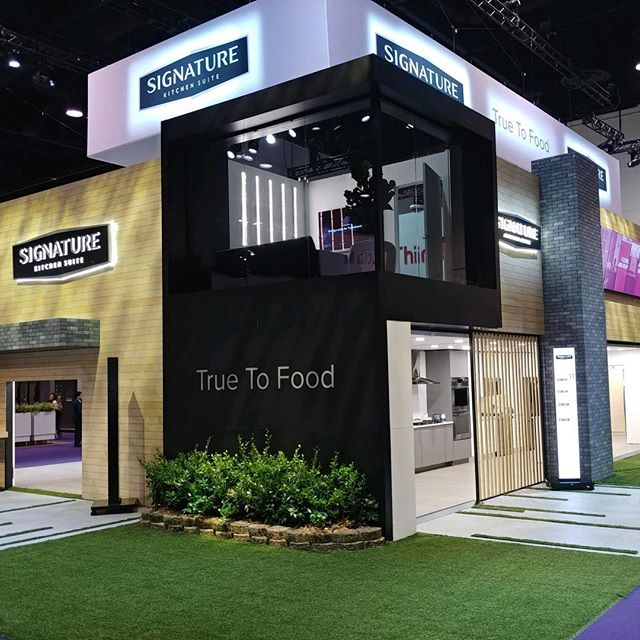 @sksappliances won BEST BOOTH at KBIS. It's been a tremendous show! Very proud of launching our new product innovations and